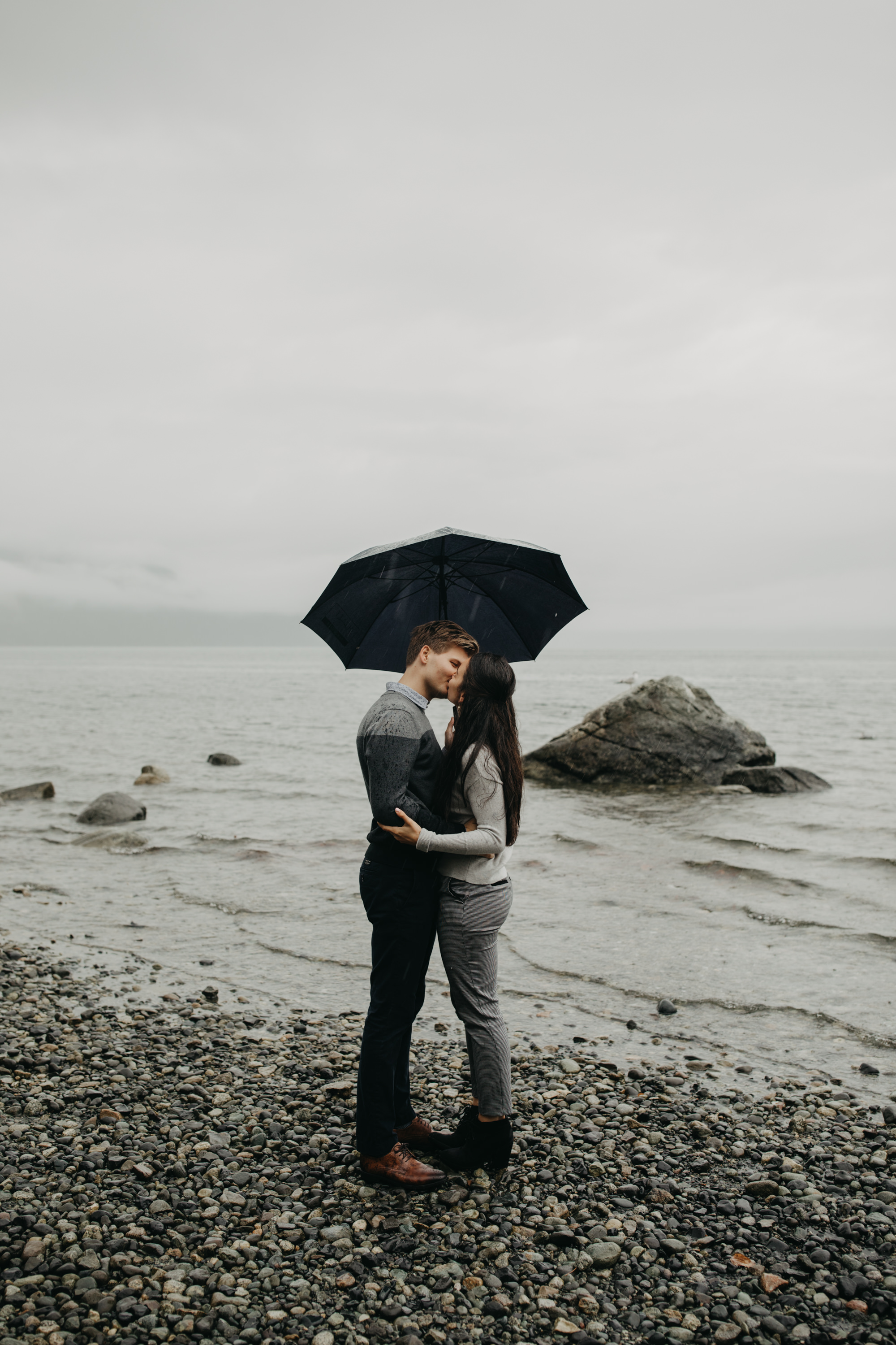 West Coast Engagement Photographer