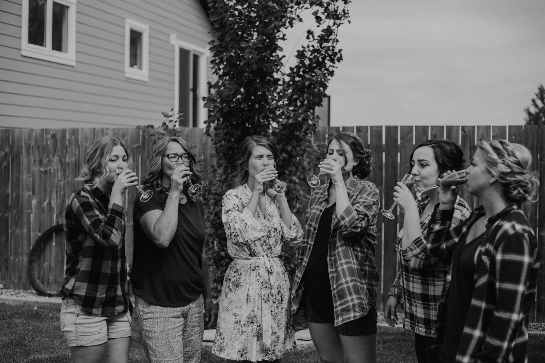 Lethbridge Ranch Wedding