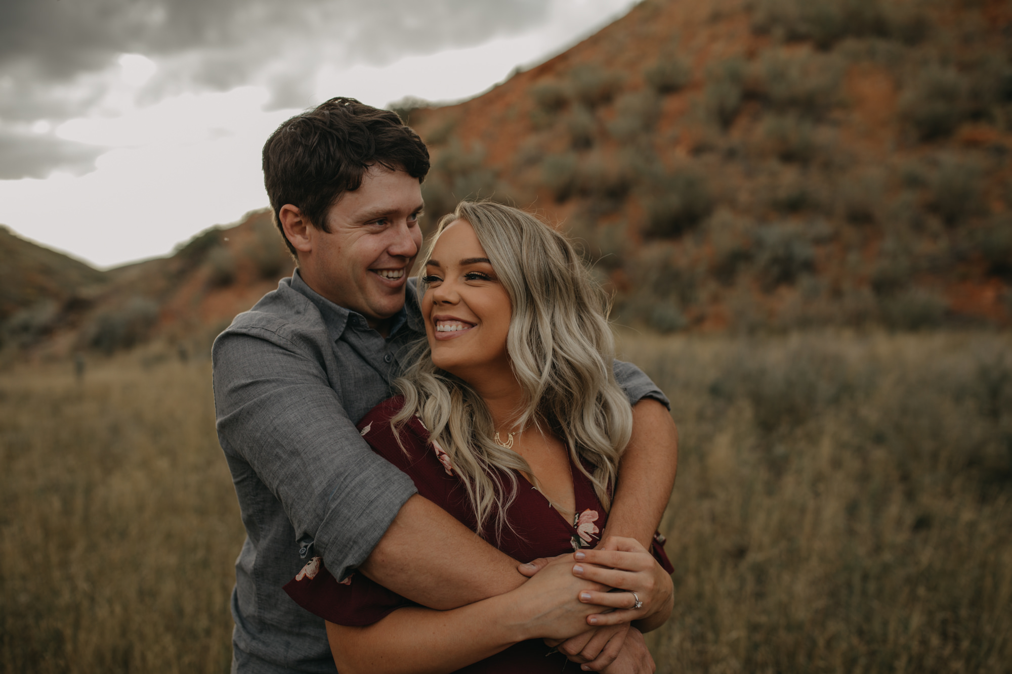 Southern Alberta Couples Photographer