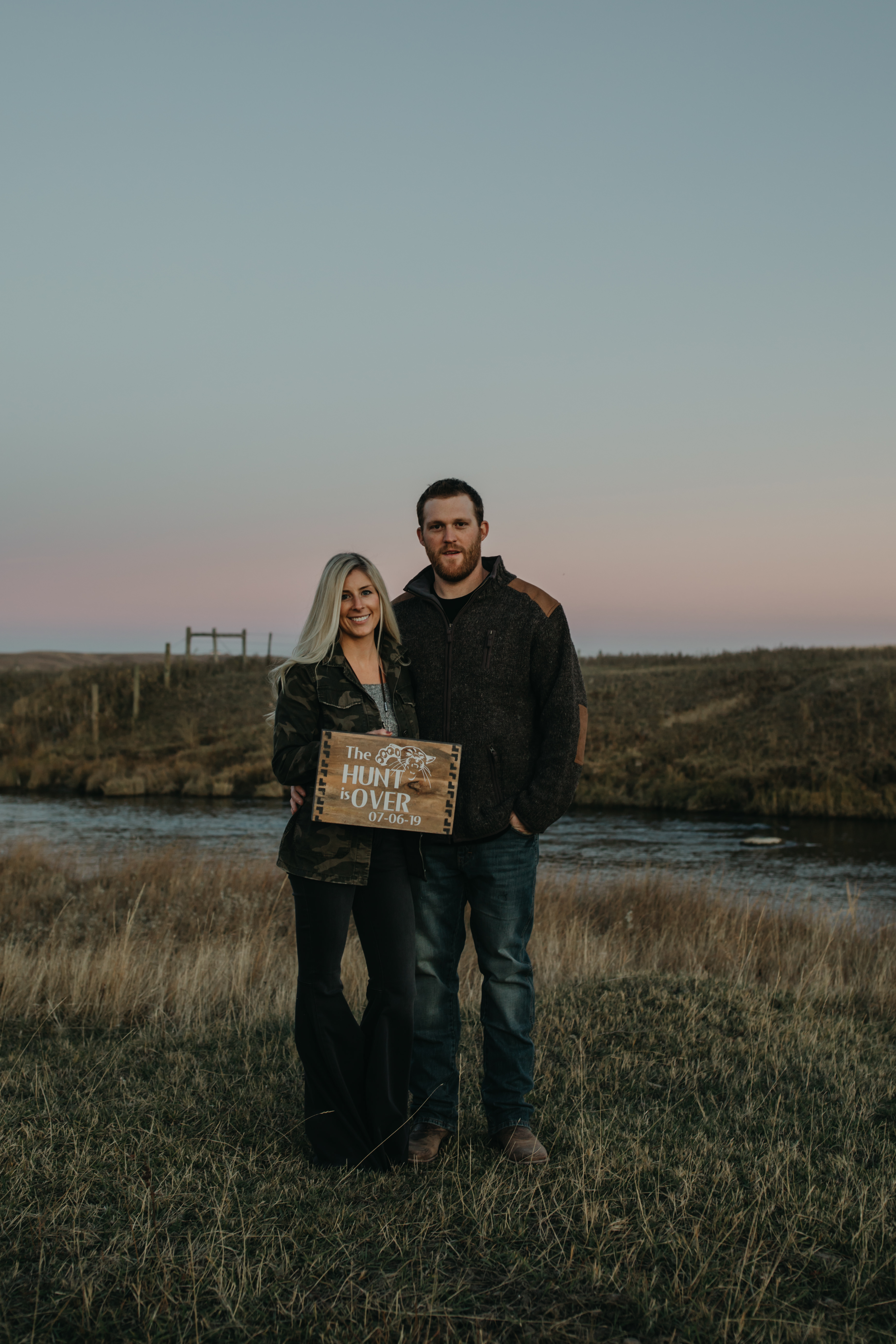 Alberta Intimate Wedding Photographer
